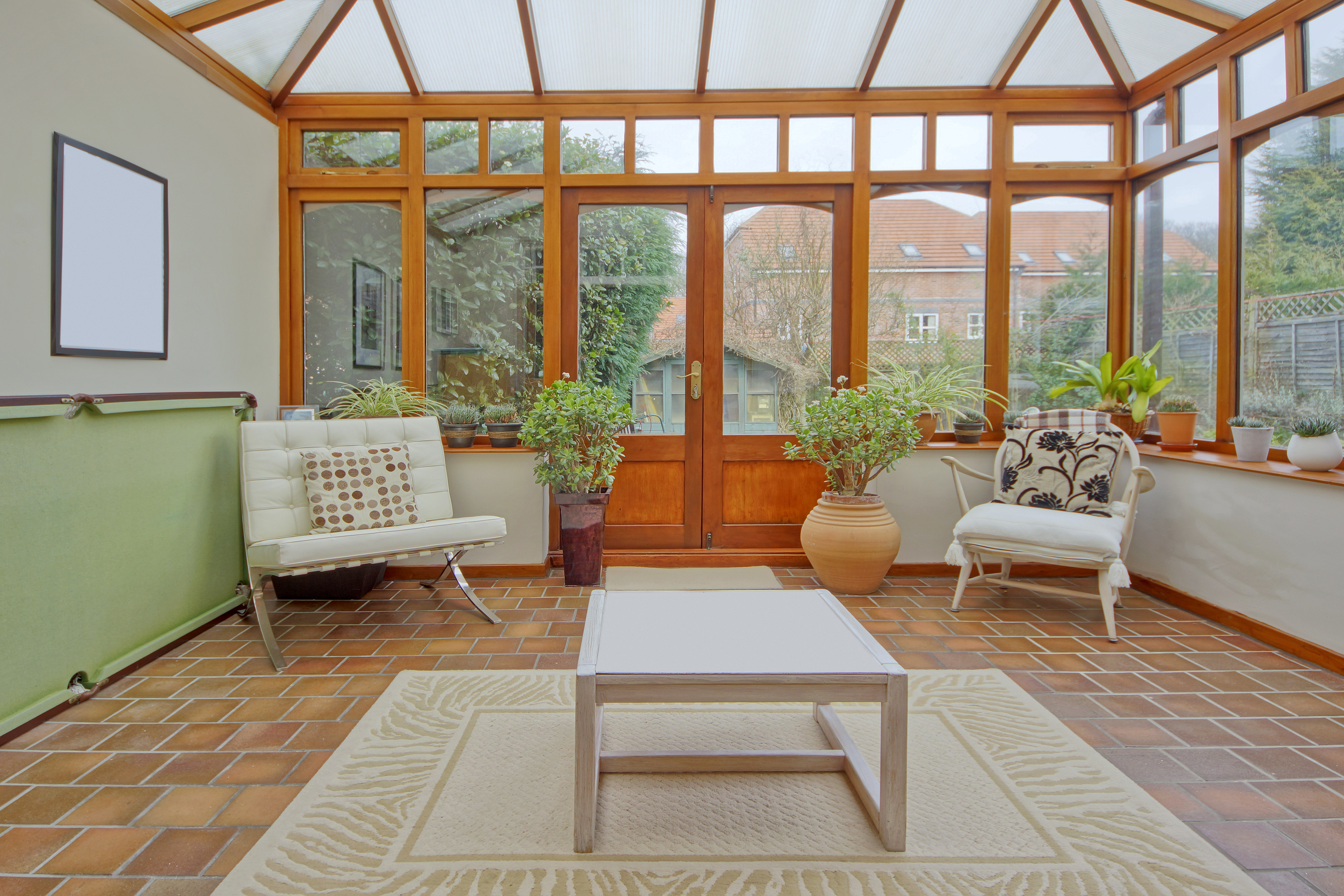 Conservatories by Lancaster Double Glazing